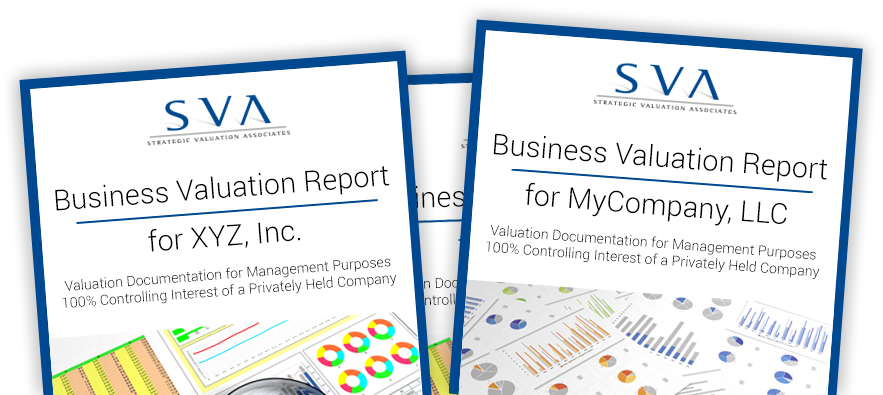 SVA Business Valuation Reports