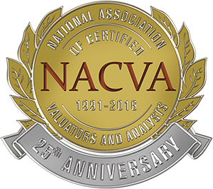 Certified valuators with NACVA